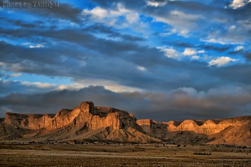 Tuwaiq Mountains HDR by TARIQ-M