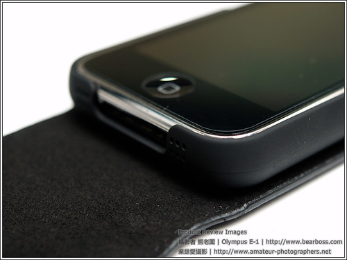 SAFPWR Leather Cases for iPhone 3G/3GS