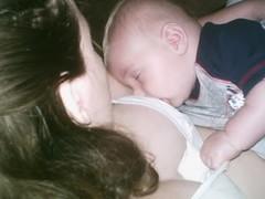 breastfeeding Trey
