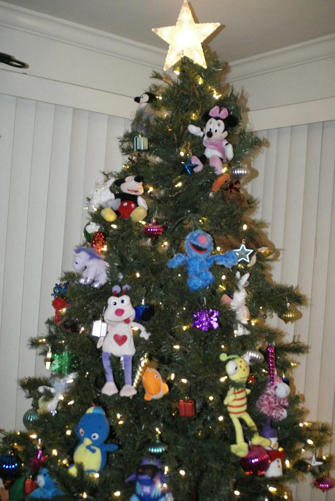 Munda Christmas Tree 2009