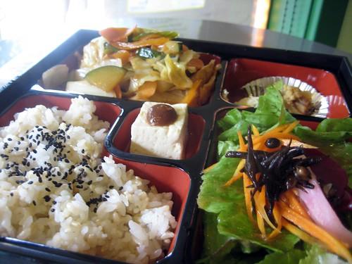 Chef Naoko Bento