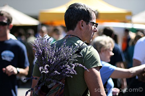 Lavander on Parade, San Francisco Ferry Building Marketplace