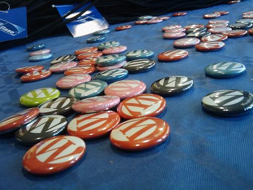 Souvenirs de WordCamp