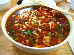 QQ Noodle - Dinner