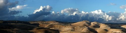Approaching Desert Storm