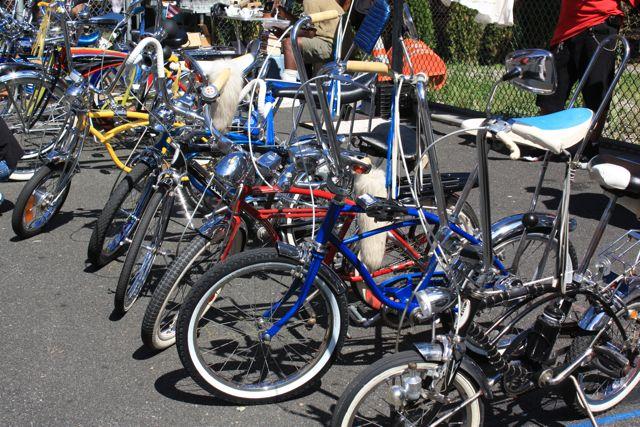 E. 4th St. Bike Jumble!