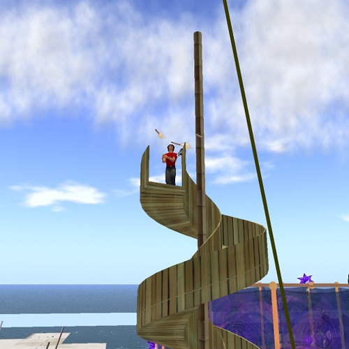 Firesticks _ Si 's challenge , Burning Life-Nightingale (75, 195,