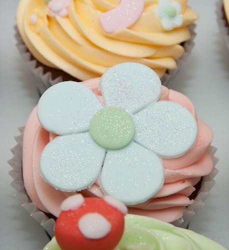 Cirencester Cupcakes - 5th Birthday Cupcakes