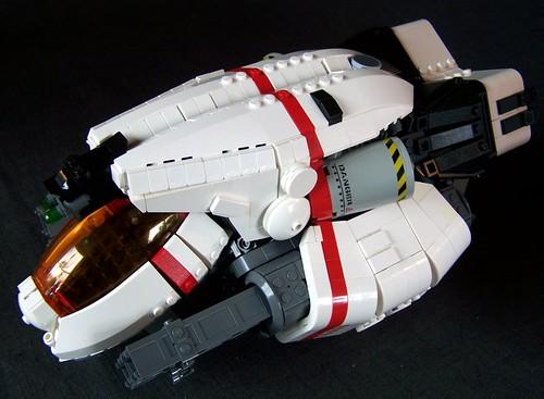 Joel's Space Ship