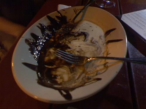 No more cake