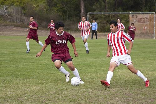 Soccer versus ISA 2