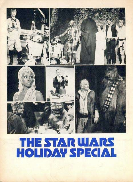 Holiday Special Press Kit
