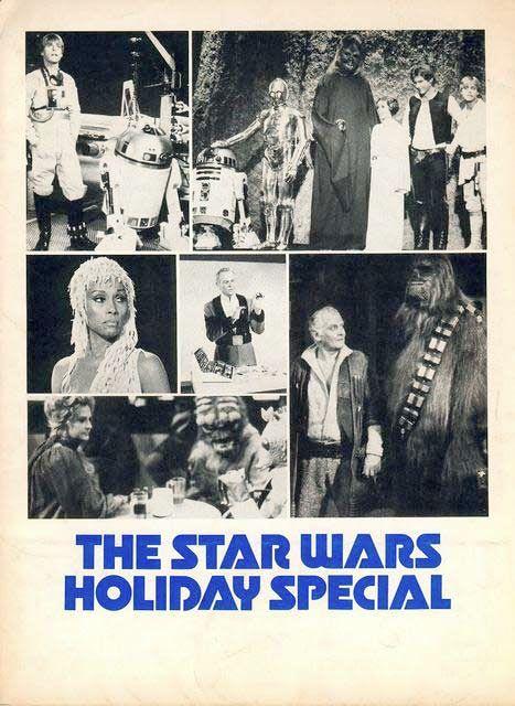 Holiday Special Press Kit