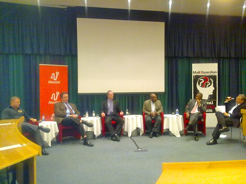 Neotel - Mail & Guardian Critical Thinking Forum - 07