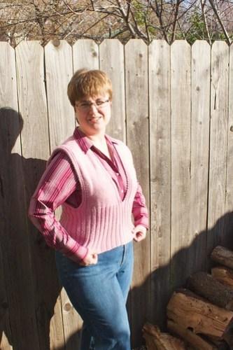 Glace Vest: annoyed