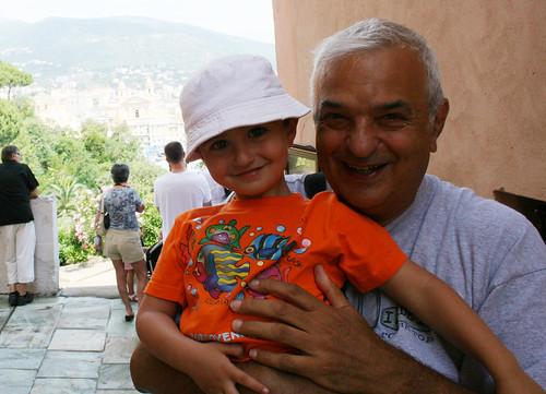 Nonno prendimi in braccio