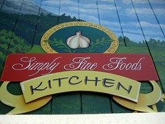 Simply Fine Foods Kitchen