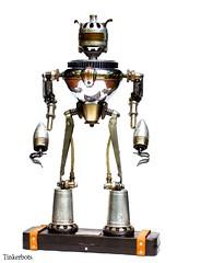 Leviathan ~ Robot Sculpture