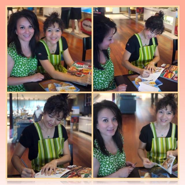 autograph collage