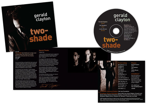 gerald clayton two-shade cd package