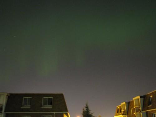 Northern Lights in Regina