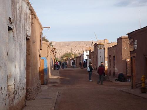 calle Caracoles (la principal)