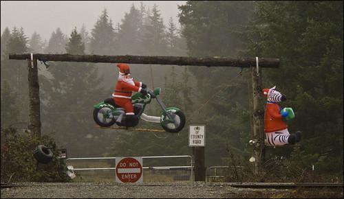 Christmas Season 2009/18 ~ Project 365/349