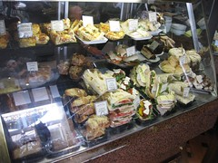food offerings at Diva
