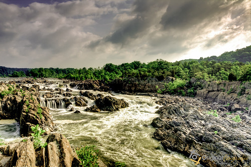 Great Falls by OriginalFotografie