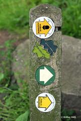 Interesting signpost