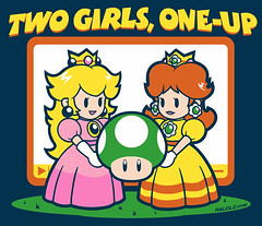 SAFE 2girls1up