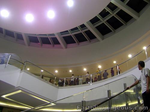 Mega Atrium tour