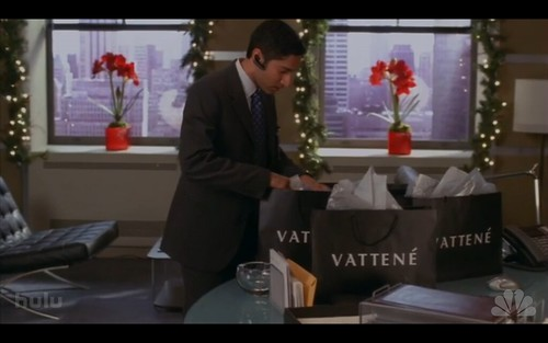 Vatenné - 30 Rock - Secret Santa