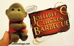 Jollibee Chicken Barbecue with Sago