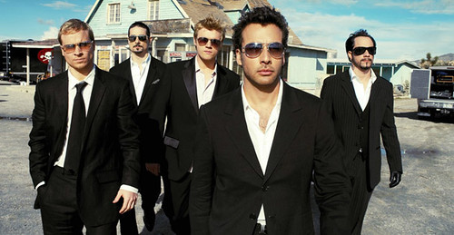 Backstreet Boys: Los interpretes de As Long As You Love Me
