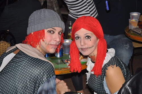 Halloween at Cha Cha's 2009. Photo © Coney Gal/Mindy via flickr