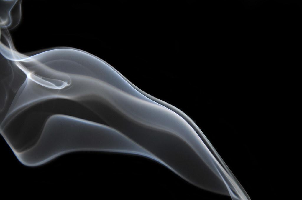 Flowing Silky Smoke
