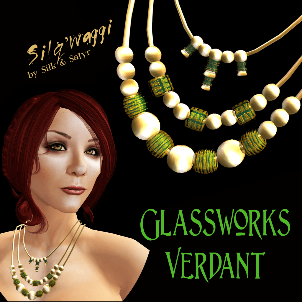 Glassworks Verdant by Silq'waggi