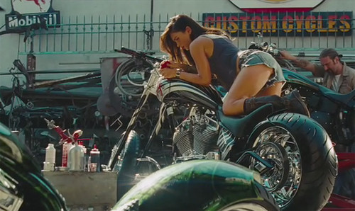 transformers 2 megan fox por ti.