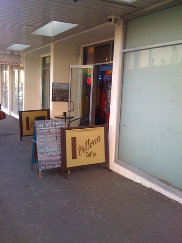 The Leafy cafe, Chippendale