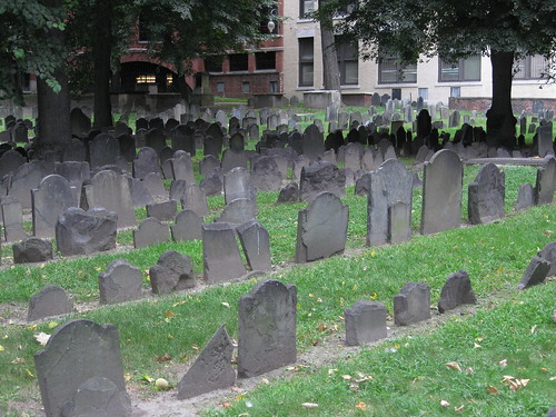 The Old Grainery Graveyard