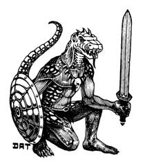 trampier lizardman