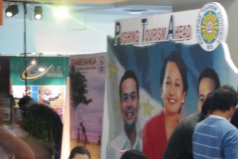 Philippine Travel Mart Travelers