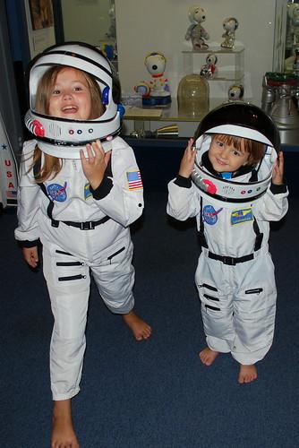 barefoot astronauts