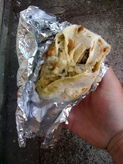 The Big Egg Breakfast Wrap