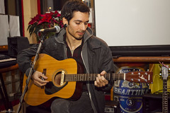 Jonathan Becker @ Avant-Garde Bar
