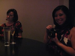 Biggie and Jaden - Dinner at Grant Achatz's Alinea in Chicago