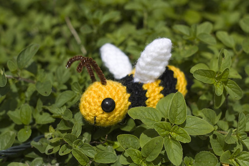 Bazzil The Buzzing Bumblebee Amigurumi Crochet Pattern Amys Odyssey