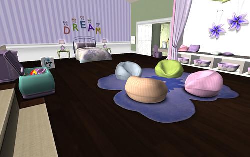 The Loft - Childrens Room