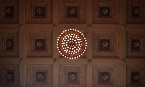 Ceiling, Boston Public Library